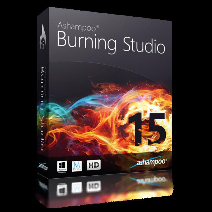 ডাউনলোড করুন Ashampoo® Burning Studio Business এবং Office 2016 এক্টিভেশন প্রসেস সহকারে