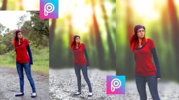 PicsArt ফটো এডিটিং : কিভাবে Android দিয়ে ছবির ব্যাকগ্রাউন্ড চেঞ্জ করতে হয়