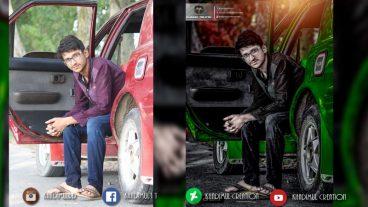 ফটোশপ টিউটোরিয়ালঃ Photoshop CB Edit Tutorial By Khadimul Creation | Photoshop Effects