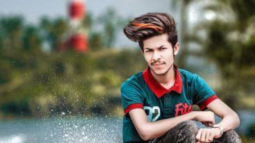 ফটোশপ টিউটোরিয়ালঃ Outdoor Portrait CB Editing Tutorial In Photoshop CC