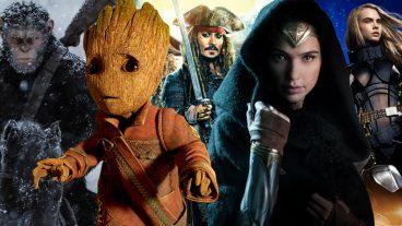 ২০১৭ সালের পাইরেসির শিকার শীর্ষ Movies