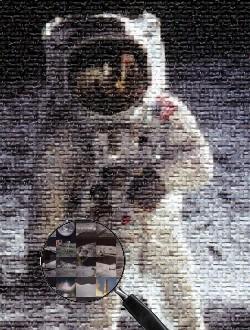 সহজেই যে কোন ছবিকে Mosaic Picture এ রুপান্তরিত করুন (৫টি ফ্রী অনলাইন টুলস)