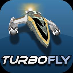 TurboFly 3D আপনার Android এর জন্য!  (মাত্র ৫ মেগাবাইট!)