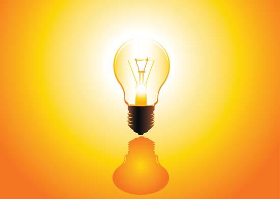 কেম্নে কি-০০১: বাত্তি জ্বলে কেম্নে? (Incandescent Lamp- মানে ষাট,  একশ ওয়াটের হলুদ বাল্ব গুলা আরকি)
