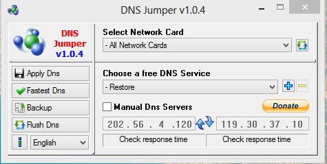 DNS নিয়ে একটি টিউনঃ দেখে নিন কখন কোন DNS Server ফাস্ট থাকে এবং ব্যবহার করুন।ইন্টারনেটের স্পীড বাড়ান।