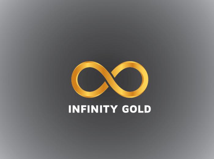 Gold logo design