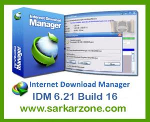 ডাউনলোড করুন Latest IDM 6.21 Build 16 ফুল ভার্সন ফ্রীতে।