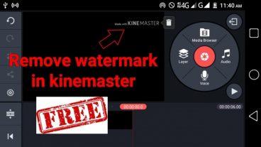 অ্যান্ড্রোয়েড প্রফেশনাল ভিডিও এডিটিং kinemaster Apk PRO Without Watermark[No Root]