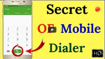 Mobile Dialer Awesome app – Hide করুন আপনার Contacts/File/image/video