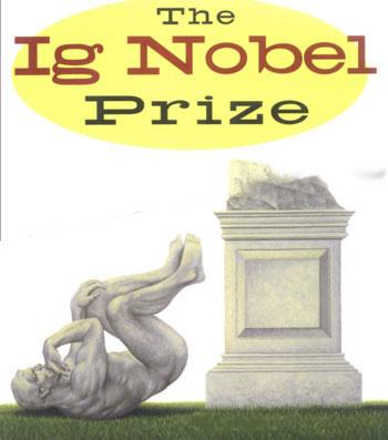 মজার সব আবিষ্কারের পুরষ্কার – ইগনোবেল (Ig Nobel)