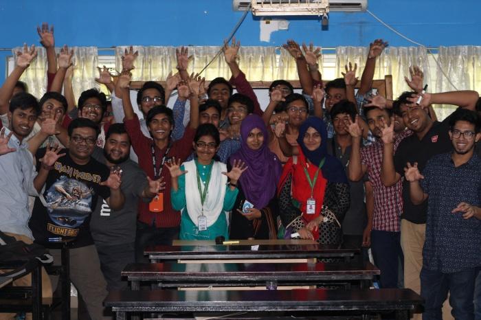 চলুন web কে ফিরিয়ে আনি; Let's take back the web. সকলের জন্যে ওয়েবকে ব্যবহারোপযোগী করতে হবে। Mozilla – Connected Devices, A Successfull Workshop on Mozilla-Connected Devices Sylhet.