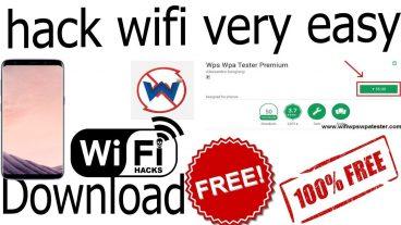 একটি মাত্র PIN দিয়ে সারা জীবন Wi-Fi Hack করুন। ১০০ % কাজ হবে