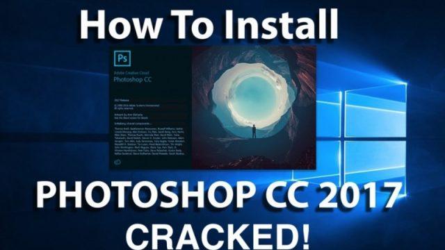 পৃথিবীর সবচেয়ে সহজ পদ্ধতিতে Photoshop CC 2017 Crack করে নিন।