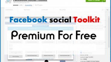 Facebook toolkit Premium For Free With licence!! লাইসেন্স অথ্যাৎ একটিভেশন ইমেল ও পাসওর্য়াড নিয়ে নিন।