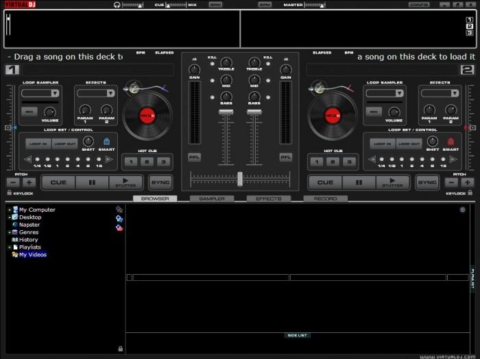 সত্যিকার ডিজে হতে আর কি লাগে যদি Atomix Virtual DJ দিয়ে ঝিমুনিধরা গানকেও করতে পারেন অসাধারন রিমিক্স!!!!সাথে আছে (ব্যবহারবিধি+অসংখ্য সাউন্ডইফেক্ট প্লাগ-ইন্স ফ্রী) না দেখলে জীবন বৃথা