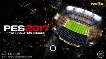 পেস ২০১৭ এন্ড্রয়েড গেম। সর্বকালের সেরা এন্ড্রয়েড ফুটবল গেম।