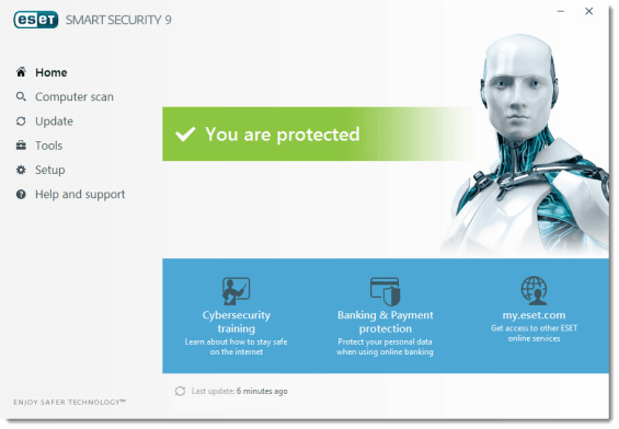 ESET Internet Security 10 সক্রিয় লাইসেন্স কি সহ !!!