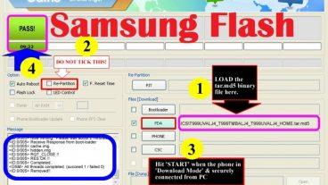 Samsung মোবাইল ফ্ল্যাশ দিন ঘরে বসে আর বাচান ৫০০-১০০০ টাকা
