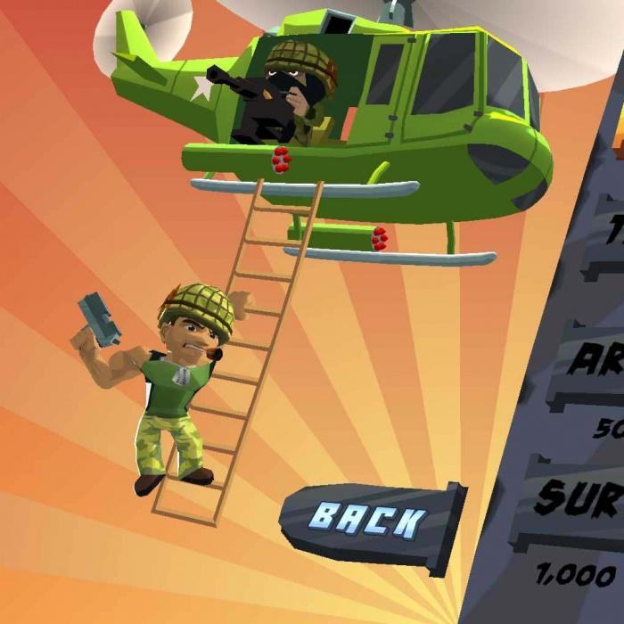 Android মোবাইলের জন্য চমৎকার একটিArmy Action HD games।সাইজ মাত্র ৩২ এমবি।