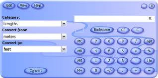 অসাধারণ একটি Calculator তাও আবার Microsoft এর। Download করে রাখুন। কাজ এ লাগতে পারে!!!