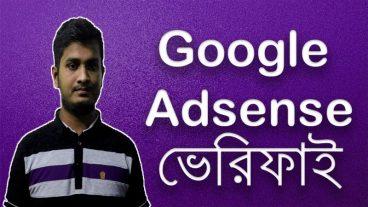 খুব সহজে করে নিন Google Adsense পিন ভেরিফিকেশন !