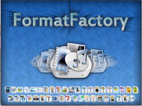 জলদি ডাউনলোড করে নিন Format Factory 3.2 সম্পূর্ণ ভাইরাস মুক্ত (Updated)