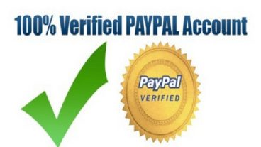 Verified Paypal with after sale service (buy/sell)