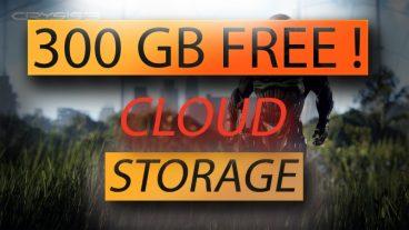আজ ই নিয়ে নিন ৩০০গিগা ফ্রি Cloud Storage (Online Storage)