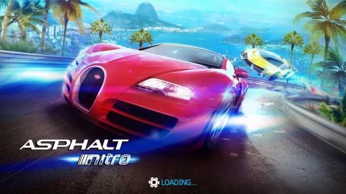 ফ্রীতে ডাউনলোড করে নিন Asphalt Nitro Mod একটা চরম রেসিং 3d গেম আশা করি ভালো লাগবে।