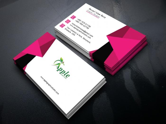 গ্রাফিক্স ডিজাইন স্টুডিও [পর্ব-৪৯] :: How to Design an Eye Catching Business Card in Photoshop