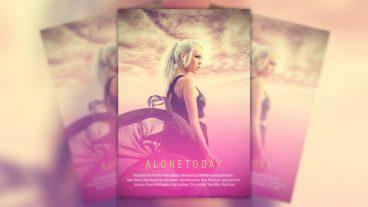 গ্রাফিক্স ডিজাইন স্টুডিও [পর্ব-১৩৪] :: Photoshop Manipulation | Alone Day | Creative Poster Design Tutorial