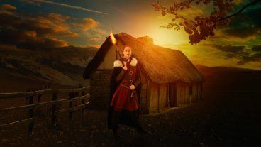 গ্রাফিক্স ডিজাইন স্টুডিও [পর্ব-১৩৯] :: Rustic Girl | Photoshop Manipulation & Light Effect