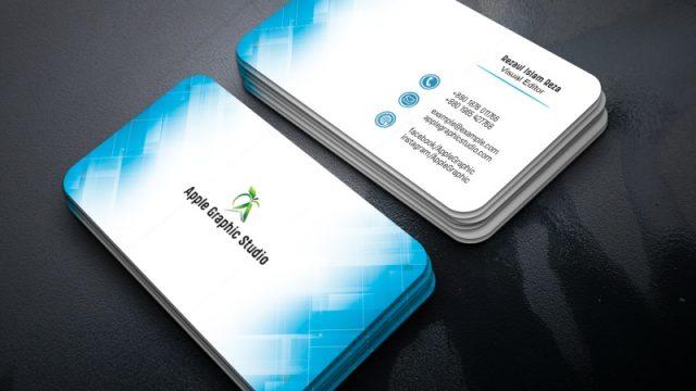কিভাবে একটি প্রফেশনাল বিজনেস কার্ড ডিজাইন করবেন ফটোশপের মাধ্যমে – How To Design a Professional Business Card – Photoshop Tutorial