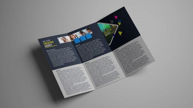 কিভাবে একটি Tri Fold Brochure ডিজাইন করবেন ফটোশপ এর মাধ্যমে – How To Make a Tri Fold Brochure – Photoshop Tutorial