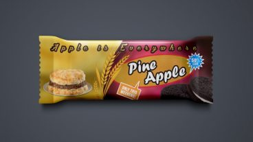 Food Packaging শিখে আয় করুন – কিভাবে একটি বিস্কুট এর প্যাকেট ডিজাইন করবেন ফটোশপ এর মাধ্যমে – Food Packaging Design | Biscuit Pack – Photoshop Tutorial