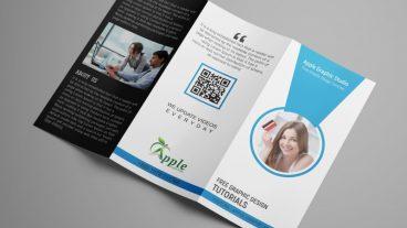 কিভাবে একটি Tri-Fold Brochure ডিজাইন করবেন ফটোশপ এর মাধ্যমে – How To Make a Tri-Fold Brochure – Photoshop Tutorial