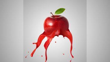 ফটোশপ ম্যানিপুলেশন শিখুন – Ink Splash Effect in Apple – Photoshop Manipulation Tutorial