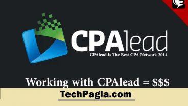 CPALead নেটওয়ার্কে কীভাবে একাউন্ট খুলবেন?