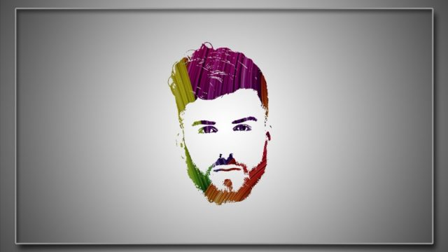 খুব সহজে শিখেনিন  Rainbow Face Logo। ফটোশপ টিউটোরিয়াল