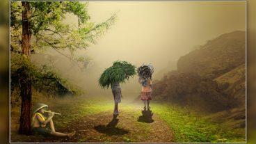 মাএ ১২ মিনিটে শিখেনেন ফটোশপের মাধ্যমে একটি ম্যানিপুলেশনের কাজ।Fantasy Dramatic Photo Art Manipulation। খুব সহজ