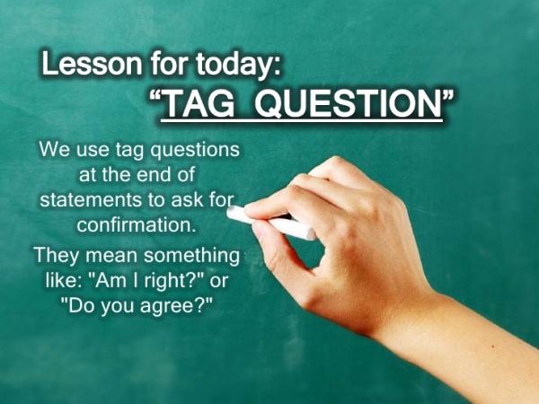 Tag question কি কেন? কিভাবে করবেন ? (ssc লেভেলের একটা শিট)