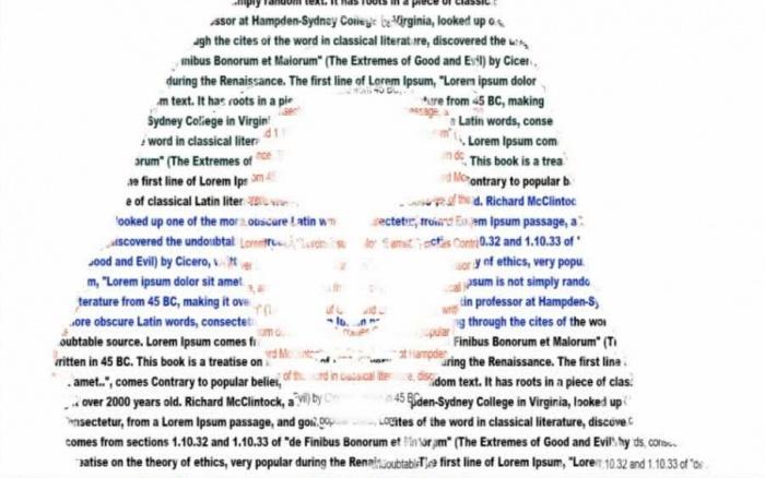 Ξভিডিও টিউনΞ ছবি থেকে বানিয়ে নিন Text পোস্টার ফটোশপ দিয়ে