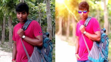 Photoshop Cs6 Manipulation Tutorial [পর্ব-06] :: দেখে নিন কি ভাবে নিজের ছবিকে আকর্ষনীয় করে তুলবেন। ভিডিও টিউটোরিয়াল।