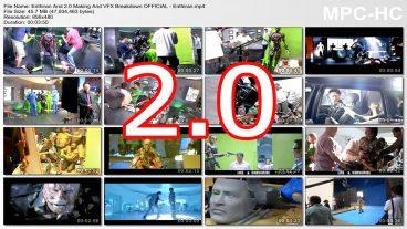 দেখে নিন 2.0 মুভির VFX এর কাজ কি ভাবে করা হয় Enthiran And 2.0 Making And VFX Breakdown OFFICIAL Enthiran