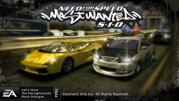 Download করে নিন পিসি এর Awesome রেচিং গেমস Need For Speed Most Wanted