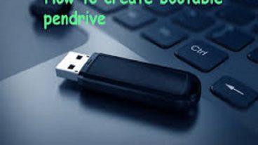 খুব সহজে পেন ড্রাইভ Bootable করুন  কোন Software ছাড়াই