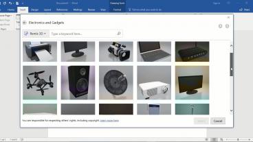 মাইক্রোসফট ওয়ার্ড ফুল কোর্স পার্ট ১০ (সেপ, আইকন, 3D মডেল) বাংলা টিউটোরিয়াল