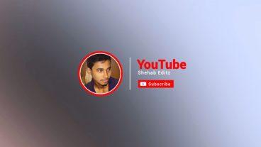 আপনার Youtube Channel এর জন্য ফ্রিতে বানিয়ে নিন সুন্দর Professional একটি Intro Video