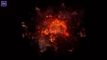 After Effects | নিজেই তৈরি করুন Explosion Effects Intro ভিডিও খুব সহজেই