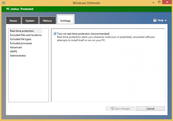 ডাউনলোড জোন [৩য় পর্ব] :: ডাউনলোড করুন উইন্ডোজ ৮ এর Windows Defender আপডেট (অফলাইন আপডেট)